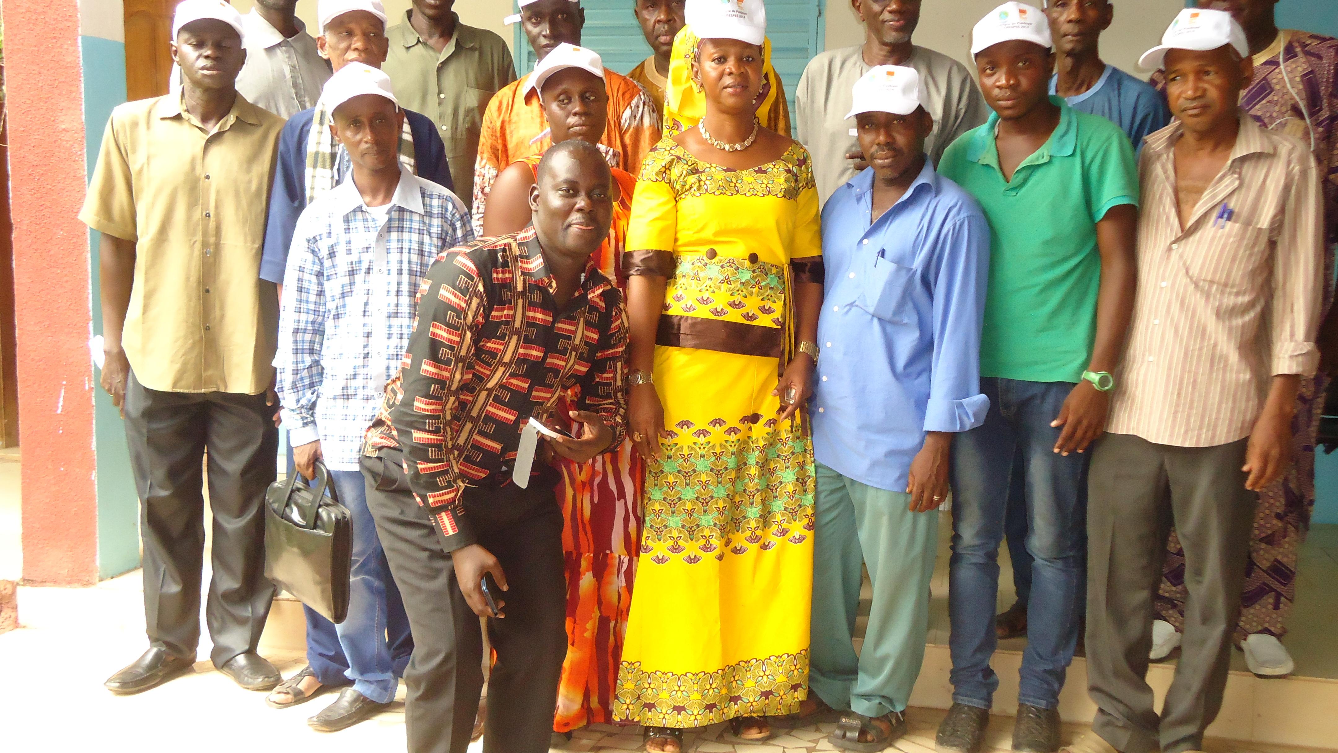 CRESPES : Un nouveau mécanisme d'organisation et d'action de la société civile