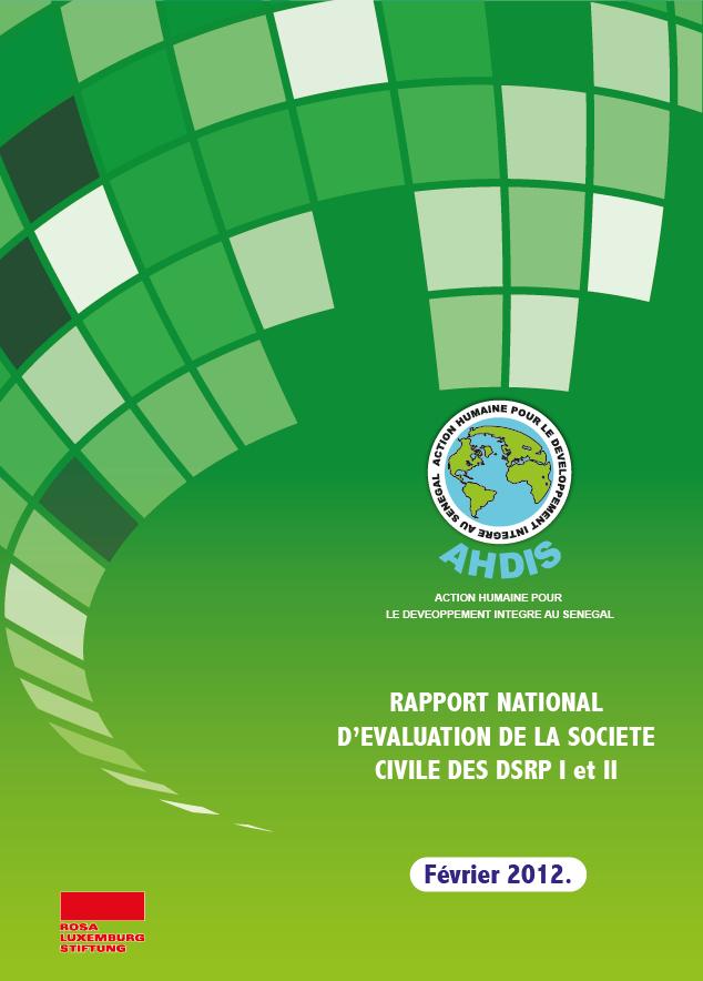 Rapport National d'évaluation de la société Civile des DSRP I et II