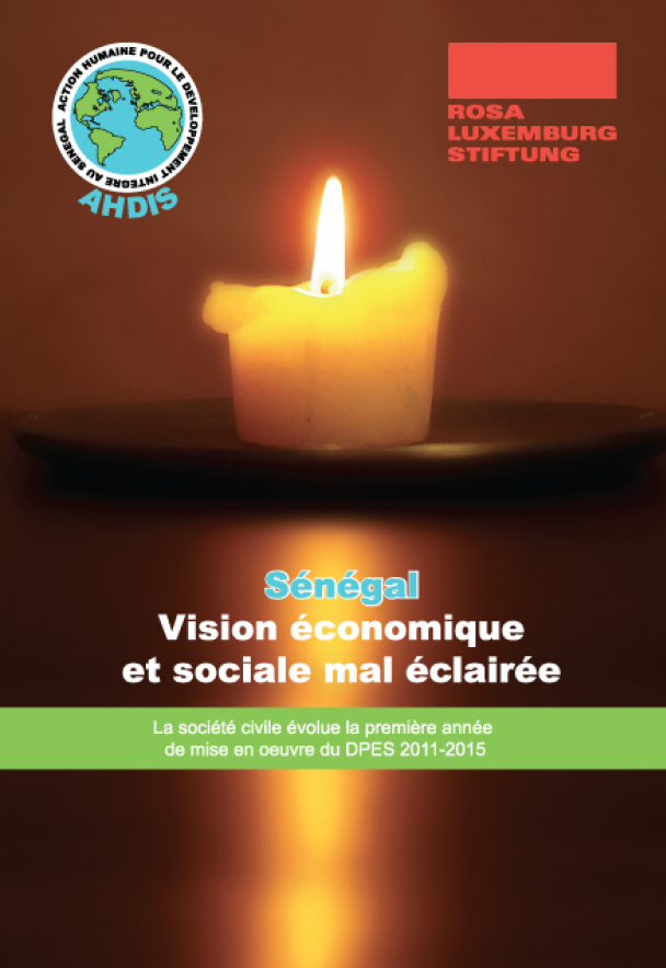 Sénégal: Vision économique et sociale mal éclairée